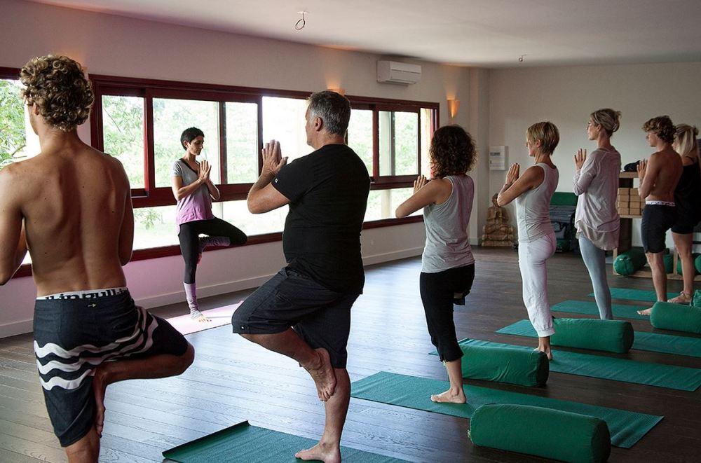 Yogasearcher Hossegor cours pratique2